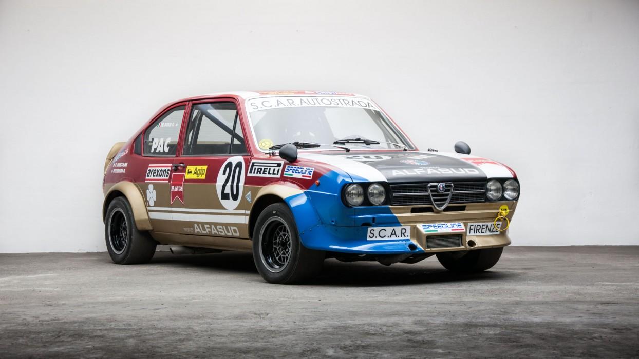 Ti  Race Car