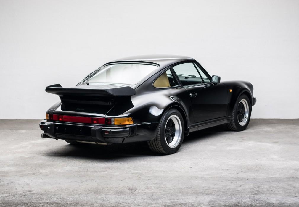1989 porsche 911 turbo | weekend heroes