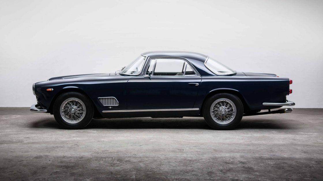 1962 Maserati 3500 GTI   Weekend Heroes